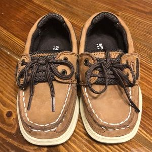 NWOT SPERRY Leather Shoes Size 7